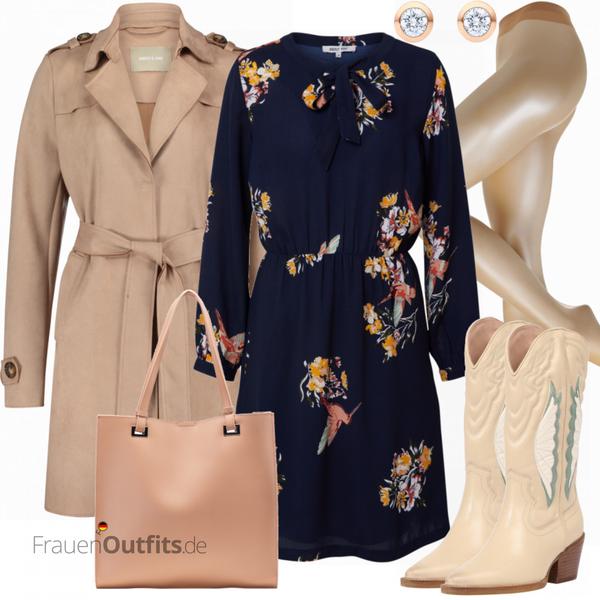 Stilvoller Look für den Frühling FrauenOutfits.de