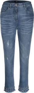 7/8 Jeans MIAMODA Blue bleached