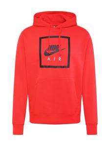Nike Sportswear Sweatshirt '' AIR 5'' schwarz / rot