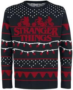 Stranger Things Stranger X-Mas Weihnachtspullover