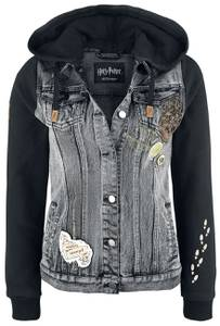 Harry Potter I Solemnly Jeansjacke