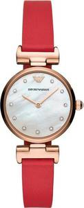 Emporio Armani Uhr »AR11291« bordeaux