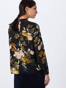 ONLY Bluse schwarz / mischfarben