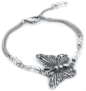 Wildkitten® Butterfly Armband