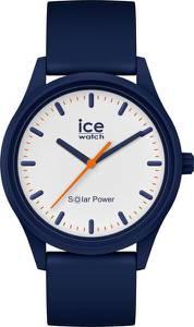 ICE WATCH ice-watch Solaruhr »ICE solar power, 017767« dunkelblau / weiß