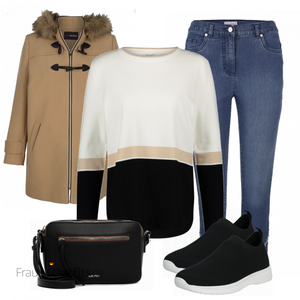 Winterliche Mode für Mollige FrauenOutfits.de