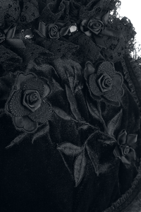 Sinister Gothic Leaves And Handtasche
