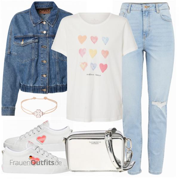 Alltags Outfit FrauenOutfits.de