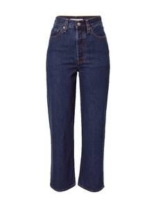 LEVI''S Jeans ''RIBCAGE'' blue denim