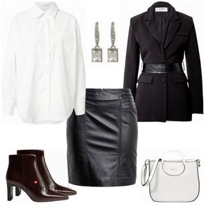 Eleganter Businesslook FrauenOutfits.ch