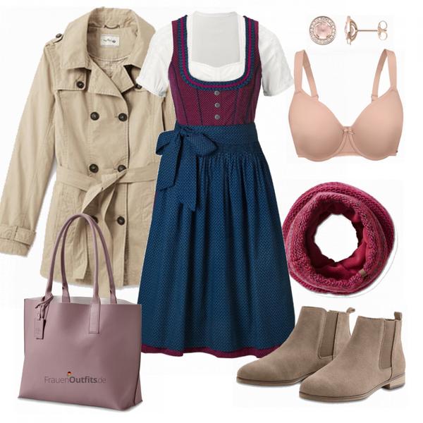 Oktoberfest Outfits FrauenOutfits.de