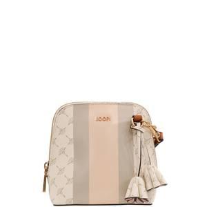 JOOP! Schultertasche beige / rosa