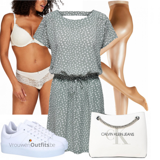 Opvallende Zomerlook VrouwenOutfits.be