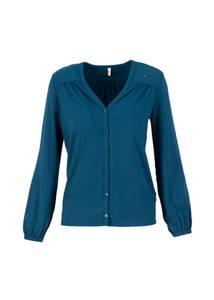 logo romance blouse