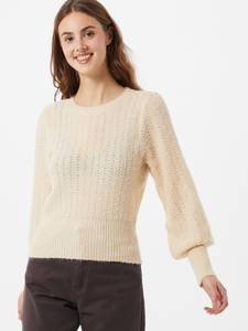 PIECES Pullover ''Denver'' beige