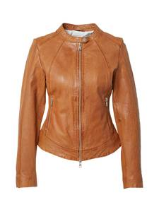 FREAKY NATION Jacke ''Miss Tula'' cognac