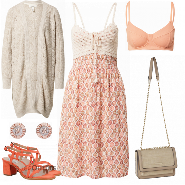 Toller Sommerlook FrauenOutfits.ch