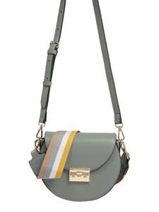 Seidenfelt Manufaktur Tasche ''Sandvika'' hellgrün