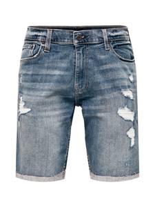HOLLISTER Shorts blue denim