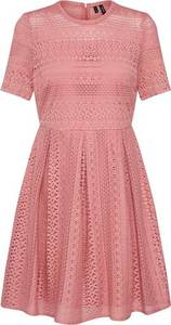 Kleid ''VMHONEY LACE PLEATED S/S DRESS EXP''
