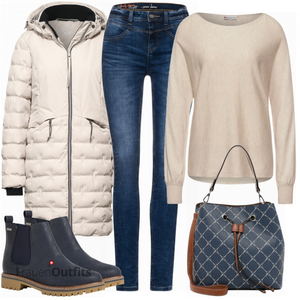 Schickes Herbst Outfit FrauenOutfits.ch