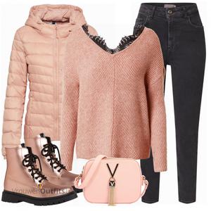 Perfekt für den Winter VrouwenOutfits.be