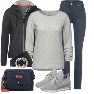Sportieve Winteroutfit VrouwenOutfits.nl