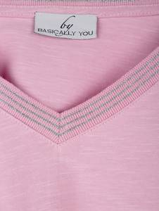 Shirt basically you Lavendel