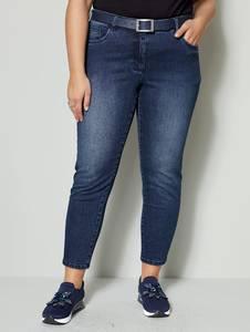Jeans dark blue Sara Lindholm