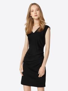 Kaffe Jersey-Kleid ''India'' schwarz