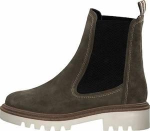 TAMARIS Chelsea boots  groen
