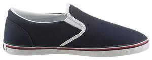 Tommy Jeans Sneaker weiß / navy / rot