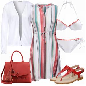 Sommerliches Freizeit Outfit FrauenOutfits.ch