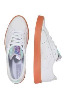 ADIDAS ORIGINALS Schuhe ''Sleek'' weiß / silber