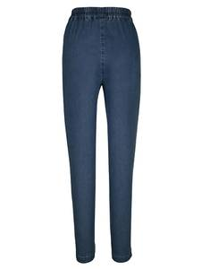 Jeans blue bleached MIAMODA