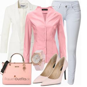 Perfektes Büro Outfit FrauenOutfits.de