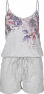 VIVANCE Playsuit graumeliert