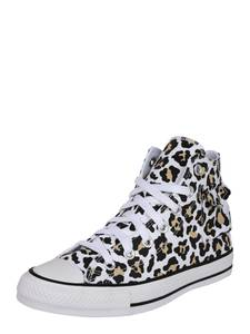 CONVERSE Sneaker ''Taylor'' weiß / schwarz / beige
