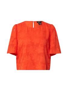 DKNY Bluse orangerot