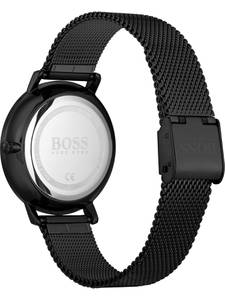 BOSS Casual Uhr schwarz
