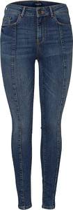 Pieces Jeans in Blau  Größe XS
