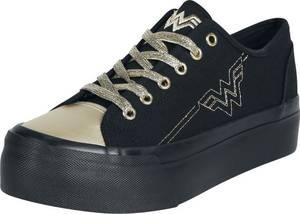 Wonder Woman Golden Symbol Sneaker