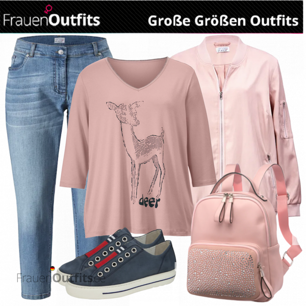 Schöne Große Größen Outfits FrauenOutfits.de