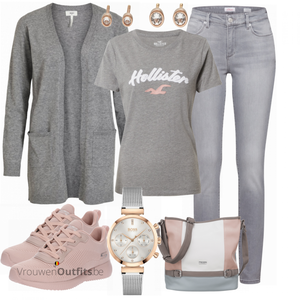 Lichte lente outfits VrouwenOutfits.be