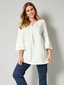 Shirt ecru Sara Lindholm