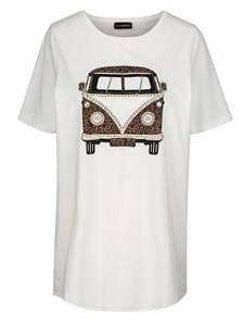 Shirt off-white MIAMODA