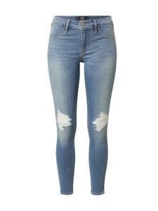 HOLLISTER Jeans blue denim