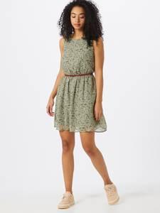 ABOUT YOU Kleid ''Juana'' schwarz / mint / rot