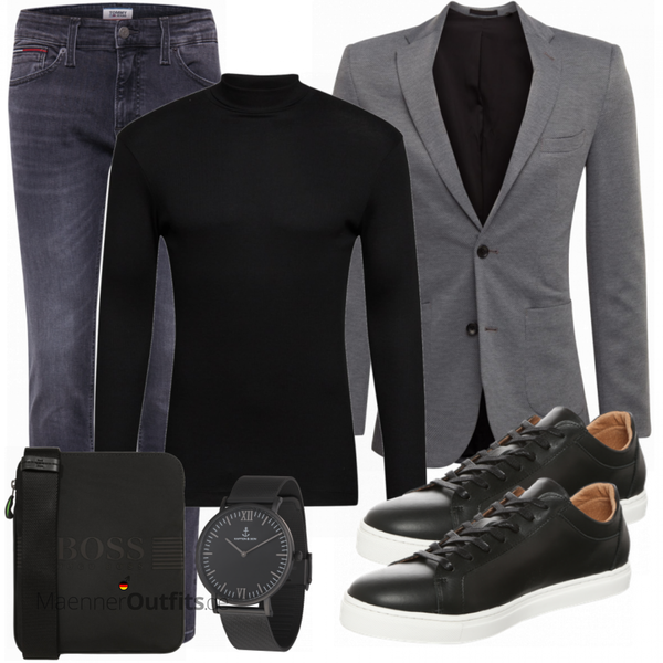 Casual Business Outfit MaennerOutfits.de