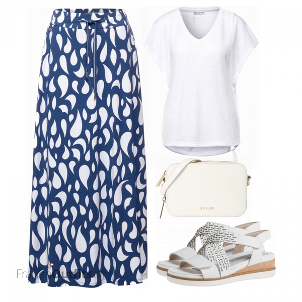 Urlaub Outfit FrauenOutfits.ch